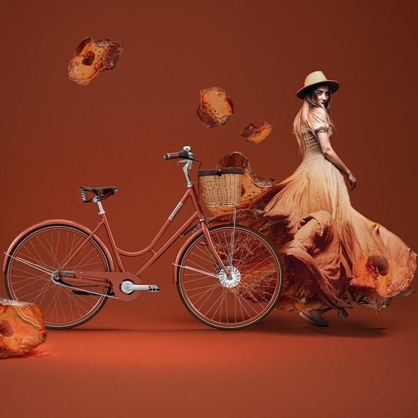 NORDEN Anna 28 N7 Orange
